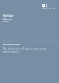 The Efficiency of National Insurance Administration