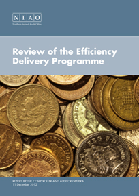 Review of the Efficiency Delivery Programme