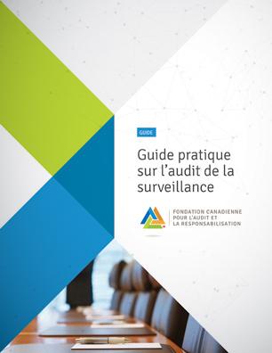 Guide pratique sur l'audit de la surveillance