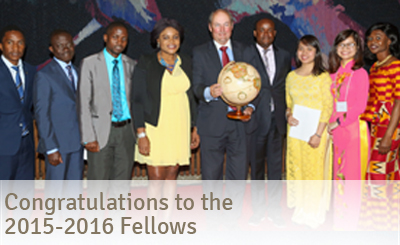 Congratulations to the 2015-2016 Fellows!