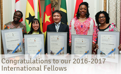 2016-2017 Fellows