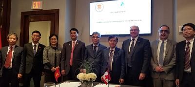 Vietnamese Delegation Learns from Canadian Performance Audit and Oversight Practices