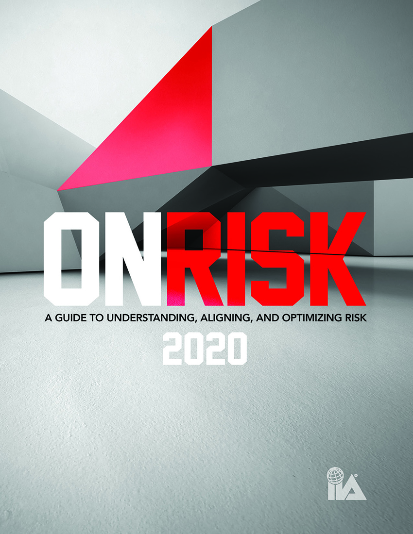 OnRisk 2020: A Guide to Understanding, Aligning and Optiming Risk