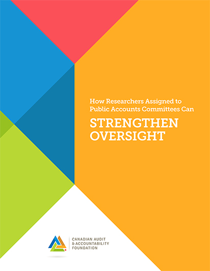 How Researchers Assigned to Public Accounts Committees can Strengthen Oversight