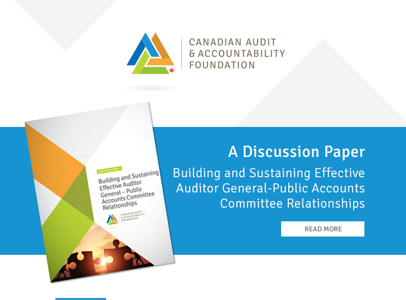 Building and Sustaining Effective Auditor General-Public Accounts Committee Relationships