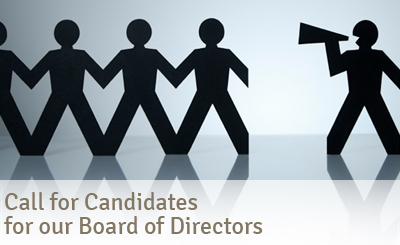 Call for Board of Director Candidates