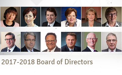 Welcome New Directors