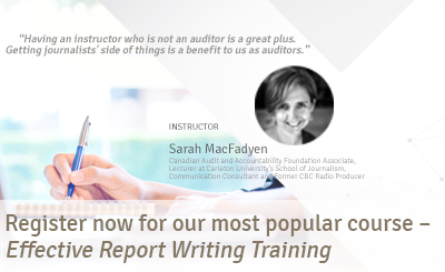 Effective Report Writing Training Registration