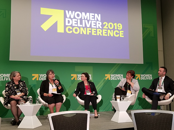 Women Deliver Conference 2019 – Panelists