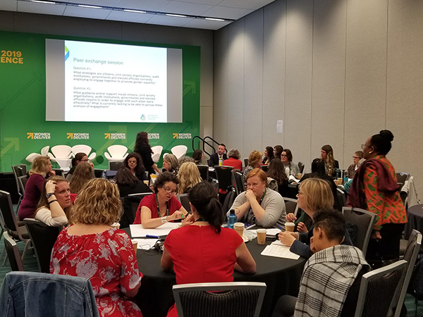Women Deliver Conference 2019 – Participants