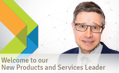 Welcome to our New Products and Services Leader