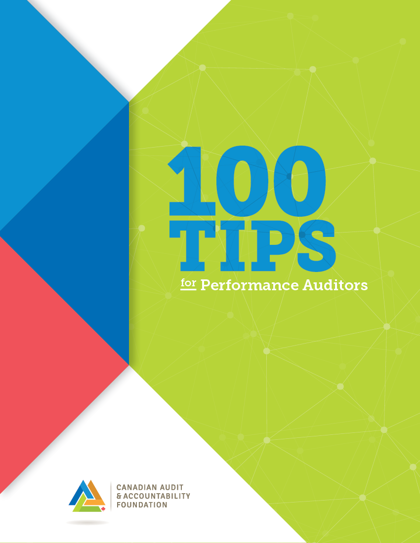 100 Tips for Performance Auditors