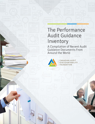 The Performance Audit Guidance Inventory – A Compilation of Recent Audit Guidance Documents from Around the World