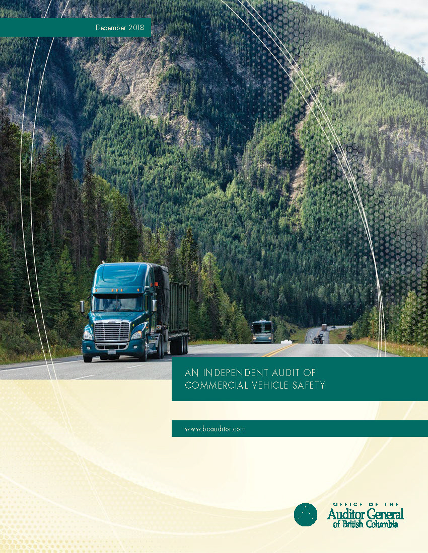 Audit on Commercial Vehicle Safety