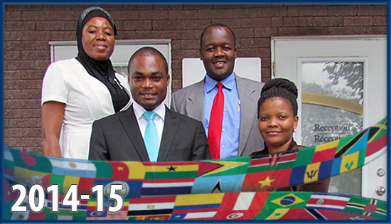 2014 15 Fellows