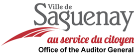 Ville de Saguenay – Office of the Auditor General